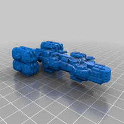 Descargar modelos 3D gratis Nave espacial, Smight
