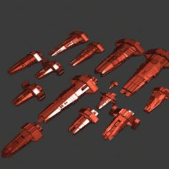 Descargar diseños 3D gratis Naves espaciales, Smight