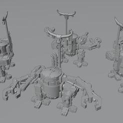 Capturedakadaka9.JPG Télécharger fichier STL gratuit Rin Tin Bin Man mecha • Design à imprimer en 3D, barnEbiss2