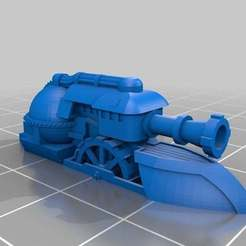 Download free 3D printer designs Ratty Navy Ships Updated and Improved, barnEbiss2