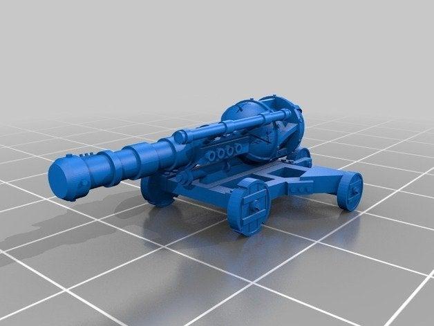 b257e97f2194a411df40e9f5b110192f_display_large.jpg Download free STL file Ratty Zap Zapp Cannon • 3D printable model, barnEbiss2