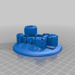 Download free 3D printer designs Manthing Fort Proxy two, barnEbiss2