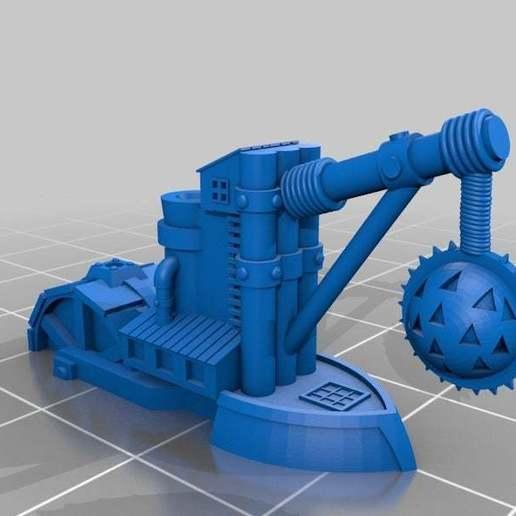 Télécharger plan imprimante 3D gatuit Concessionnaire Ratty Flame, barnEbiss2