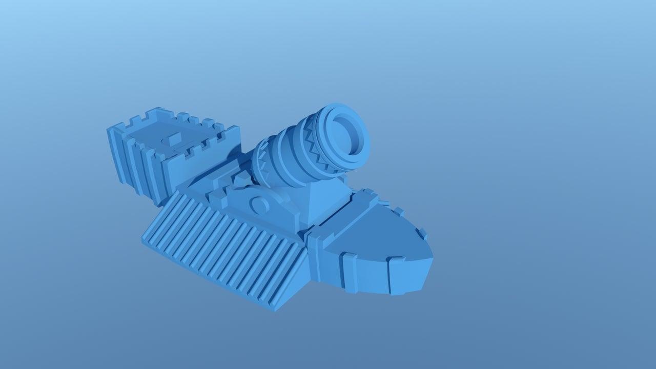 IronFistsThingverse.jpg Télécharger fichier STL gratuit ManThing IronBigBoomShip • Modèle pour imprimante 3D, barnEbiss2
