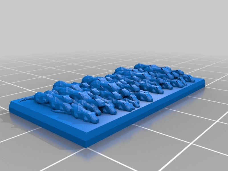 64726d4450a1f22790cc0677b4f6bc40_display_large.jpg Download free STL file Ratty Swarm Strand bases • 3D printer object, barnEbiss2