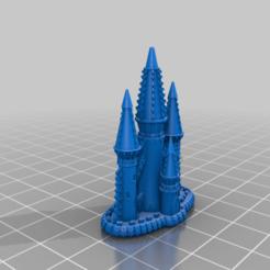 Download free 3D printing models Magic Mind Sparkle Tower, barnEbiss2