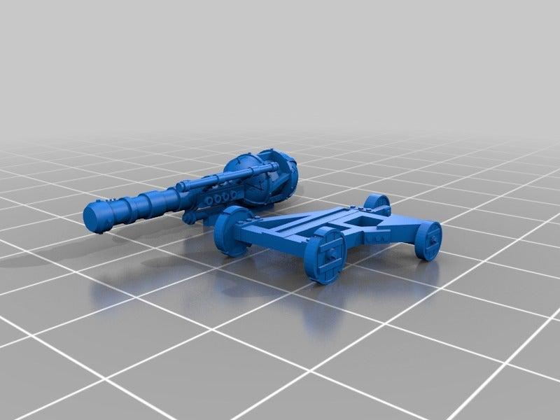 23df150374fe24605247bf1ae360ece4_display_large.jpg Télécharger fichier STL gratuit Ratty Zap Zap Zap Cannon version en deux parties • Plan pour imprimante 3D, barnEbiss2