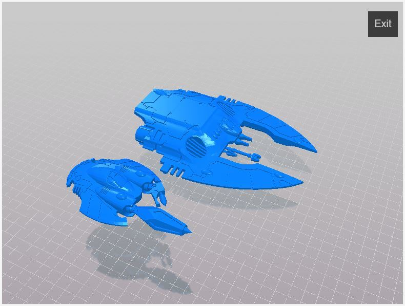 16fc12b19f0fdf3cd7cbbf71a5f64562_display_large.JPG Télécharger fichier STL gratuit Gem de feu Space Elf Tank Fire Gem pour l'impression en résine • Design pour impression 3D, barnEbiss2