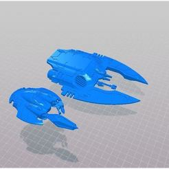 16fc12b19f0fdf3cd7cbbf71a5f64562_display_large.JPG Download free STL file Space Elf Tank Fire Gem For Resin Print • 3D printing object, barnEbiss2