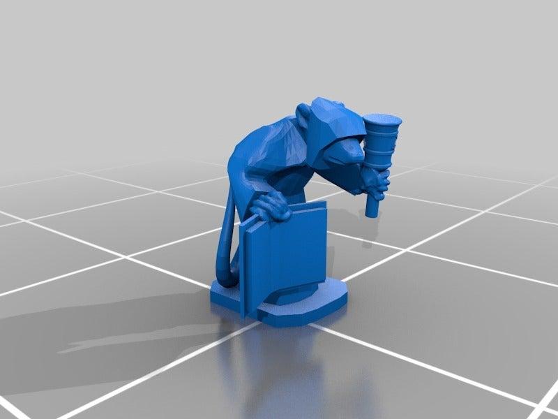 949992d26706f9d1a4e069a9b9158821_display_large.jpg Télécharger fichier STL gratuit Ratty Monk Faith Squeeker • Plan imprimable en 3D, barnEbiss2
