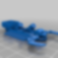 LordGonamCommandShipDeckGuns.stl Télécharger fichier STL gratuit GONAM Lord GONAM Command Command Ship proxy • Plan pour imprimante 3D, barnEbiss2