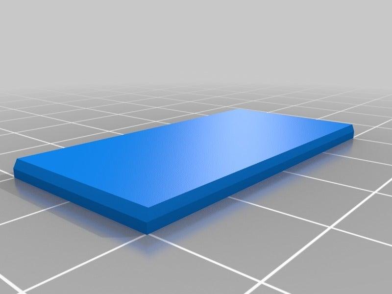 1c244578d9c066f48e7432832a7f977f_display_large.jpg Télécharger fichier STL gratuit Support de base de 40mm x 20mm pour le wargame de fantaisie • Design pour impression 3D, barnEbiss2