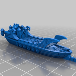 8aa5e0fd1d6c5b5ce150b558d7604a13.png Download free STL file Dead Wave Undead commandship • Design to 3D print, barnEbiss2