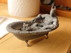 20200508_210739.jpg Télécharger fichier STL gratuit Bathman • Plan à imprimer en 3D, poju73