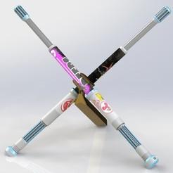 Download 3D printing designs APEX - Lifeline - Sticks (Heirloom), Gllaume88