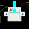 Télécharger plan imprimante 3D gatuit interrupteur de porte ( ex. comme les frigo ), daminou10