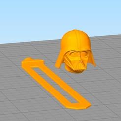 separador10.jpg Télécharger fichier STL Signet Dark Vador • Plan pour impression 3D, gothamstorecol