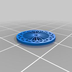 Descargar modelo 3D gratis Vitraux et rosaces, ologhzul