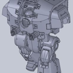 Descargar archivos STL gratis Gros robot des anciens marin de l'espace, ologhzul