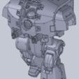 dread_1.png Download free STL file Gros robot des anciens marin de l'espace • Template to 3D print, ologhzul