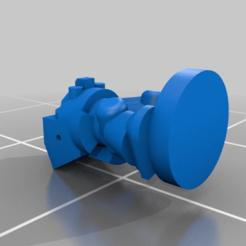 Télécharger modèle 3D gratuit Armure de combat marine petite échelle, ologhzul