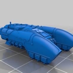 5d352ea2e26ce3dd96665cee50a2a75f.png Download free STL file Tank lingots dorés échelle AT • 3D printing template, ologhzul