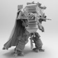 Download free STL file Imperial General • 3D printable template, yaemhay