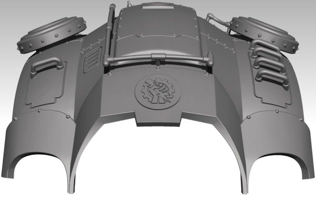 519292fe58a68c014d58369d03fd85af_display_large.jpg Download free STL file Logo Pack - Carapace • Design to 3D print, yaemhay