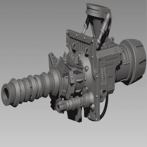large_display_Screenshot_8.png Download free STL file IMPERIAL RAPID CANNON - ULTRA MEGA PACK ! • 3D printer template, yaemhay