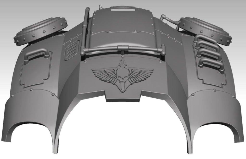3fe8f4859dc3a11fee0c72cf4977ba56_display_large.jpg Download free STL file Logo Pack - Carapace • Design to 3D print, yaemhay