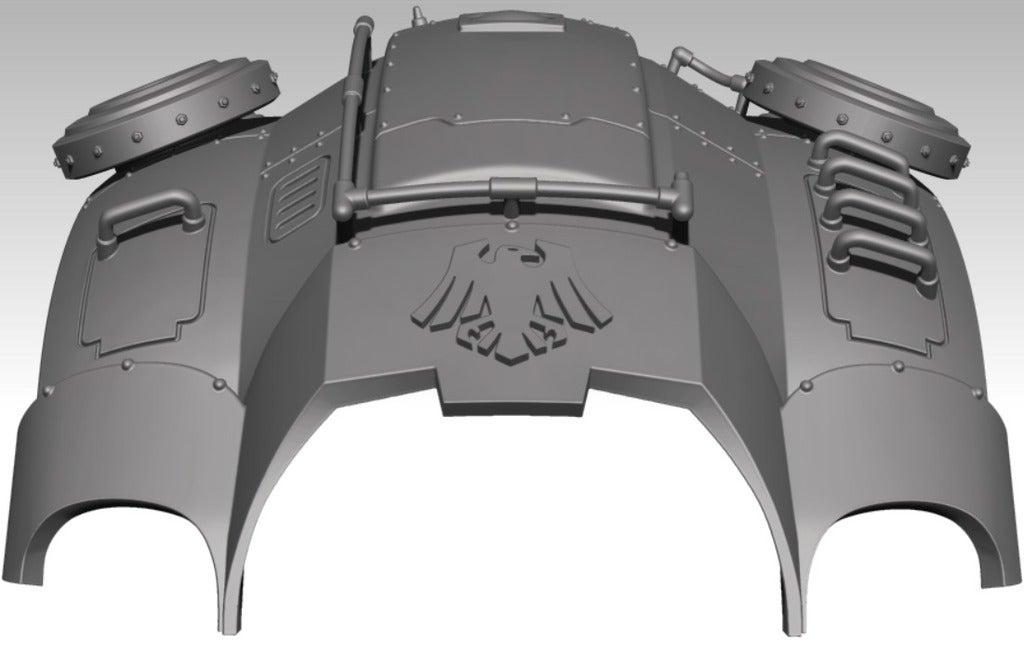 4c0c45a6013829000994cc8ad3a013ec_display_large.jpg Download free STL file Logo Pack - Carapace • Design to 3D print, yaemhay