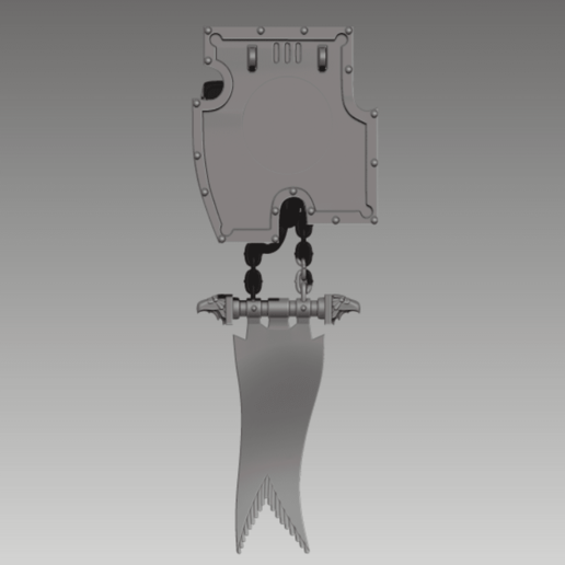 large_display_FLAG_4.png Download free STL file FLAG - MEGA PACK FOR IMPERIAL GUNS • 3D printer template, yaemhay