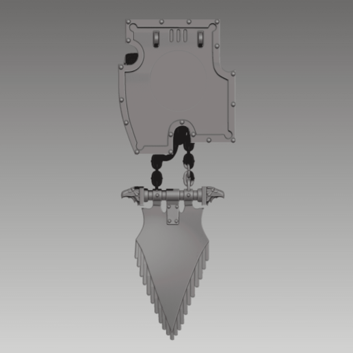 large_display_FLAG_5.png Download free STL file FLAG - MEGA PACK FOR IMPERIAL GUNS • 3D printer template, yaemhay