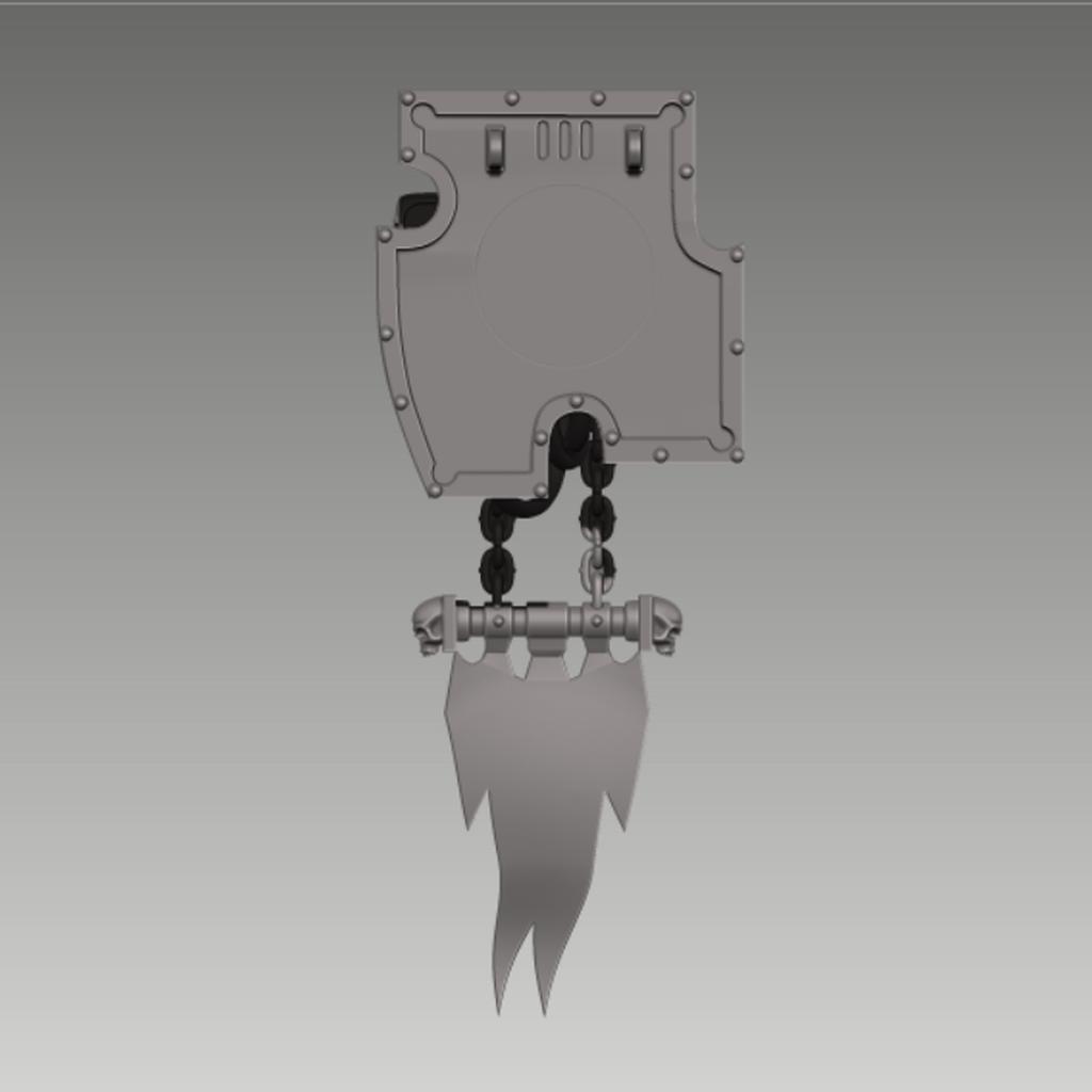 large_display_FLAG_1.png Download free STL file FLAG - MEGA PACK FOR IMPERIAL GUNS • 3D printer template, yaemhay