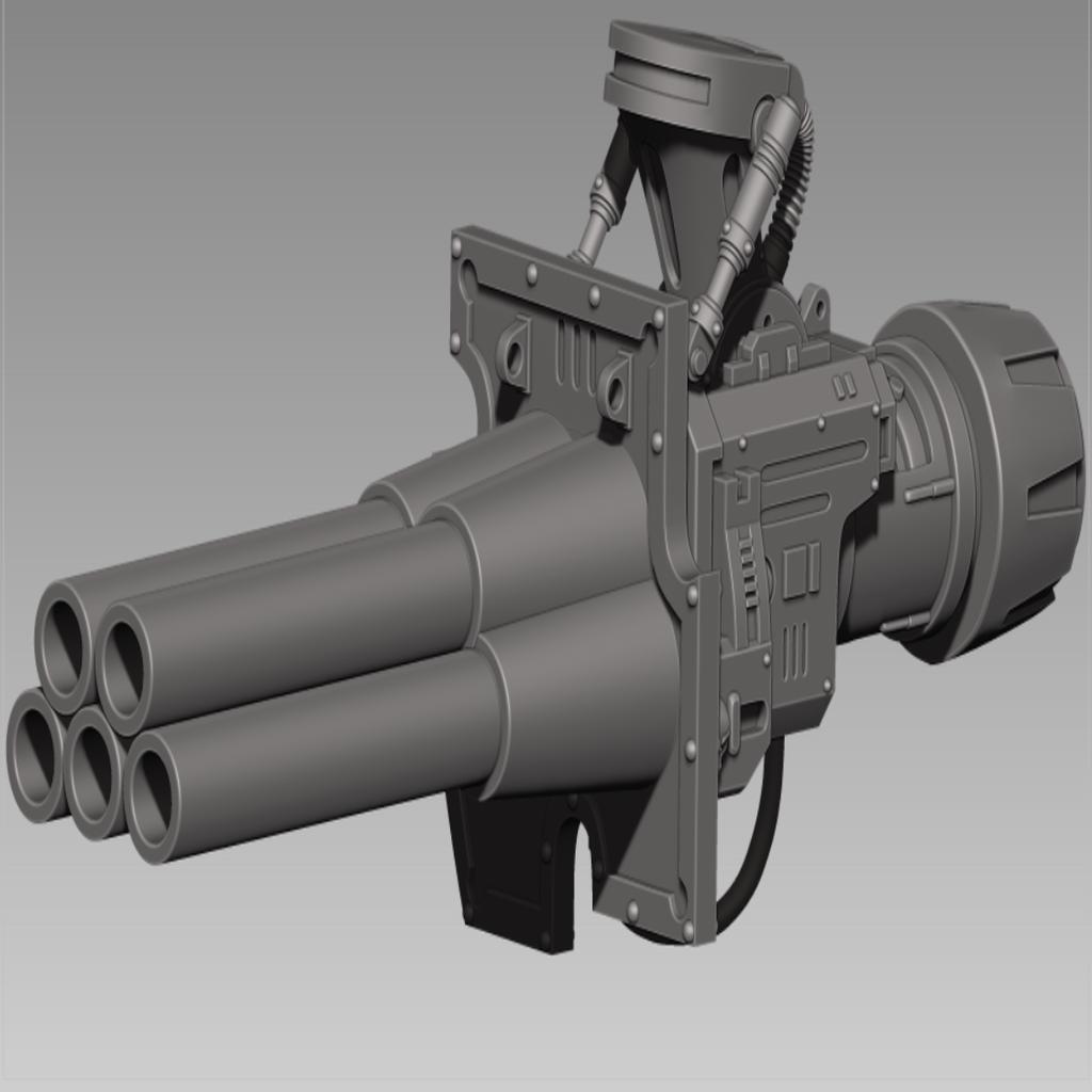 large_display_Screenshot_1.png Download free STL file IMPERIAL RAPID CANNON - ULTRA MEGA PACK ! • 3D printer template, yaemhay
