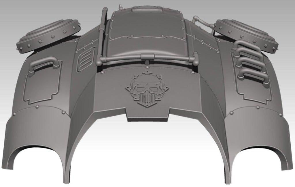 18c306208e1527c0a5ba9f1ea7bc6678_display_large.jpg Download free STL file Logo Pack - Carapace • Design to 3D print, yaemhay