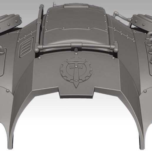 a58849bb9954b93bb9c3f3a050ddfe95_display_large.jpg Download free STL file Logo Pack - Carapace • Design to 3D print, yaemhay