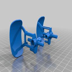 Télécharger fichier STL gratuit Axes pour la flèche de zoom de style Bruder • Objet pour imprimante 3D, josiahocf