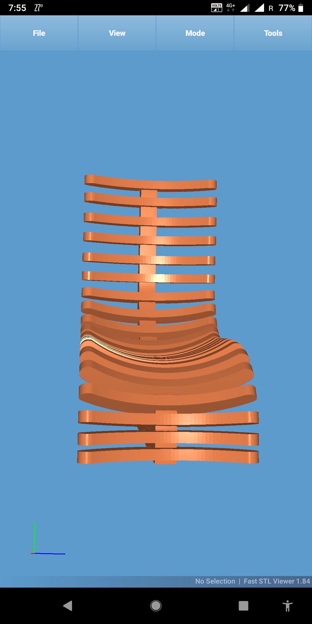 Screenshot_20190930-195549.png Télécharger fichier STL gratuit chaise • Objet pour imprimante 3D, zedeye101