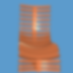 wooden craft.stl Télécharger fichier STL gratuit chaise • Objet pour imprimante 3D, zedeye101