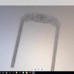 Descargar Modelos 3D para imprimir gratis espejo, zedeye101