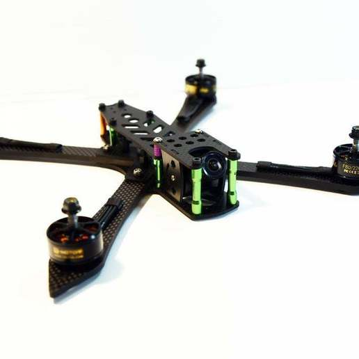 Download free 3D print files Vaskodrones Genji Parts, gvaskovsky