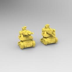 untitled.106.jpg Download free STL file Grot Mechanized Artillery • Model to 3D print, Mazer