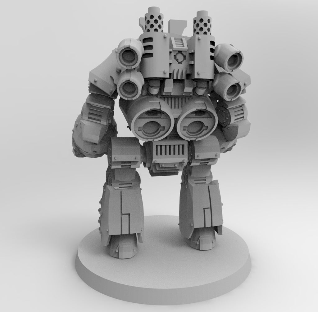 2277393ab345047286bed12c833d9117_display_large.jpg Download free STL file 1KSons Demon Prince Contemptor Dread with Wings/Jet Pack • 3D printing design, Mazer
