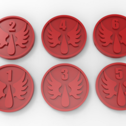 untitled.24.png Download free STL file Blood Angels Objective Markers • 3D printing model, Mazer
