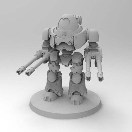 cddfe66c686c4f4c2fd5afe02e21d21b_display_large.jpg Download free STL file Robot Dread • 3D print template, Mazer
