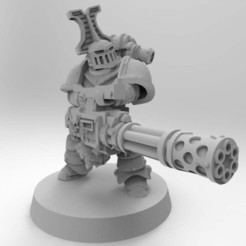 ad52d5c3469c9f5aebda113f694753a3_display_large.jpg Download free STL file Mk2 Rubric Marine with Soulreaper Cannon • 3D print model, Mazer