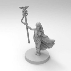 eb94f5e483db8fc7ff5c25d14f19ccd8_display_large.jpg Download free STL file Imperial Guard Sorceress • 3D print object, Mazer