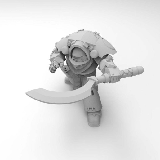 e3ed7705c61c5c7ef94ddc15c611deff_display_large.jpg Download free STL file Dabinator With Khopesh Power Sword • 3D print template, Mazer