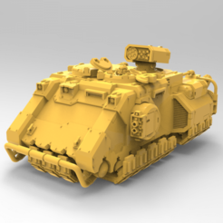 untitled.4.png Download free STL file Prime Jarhead Hover Transport (Resin Ready Remix) • Design to 3D print, Mazer